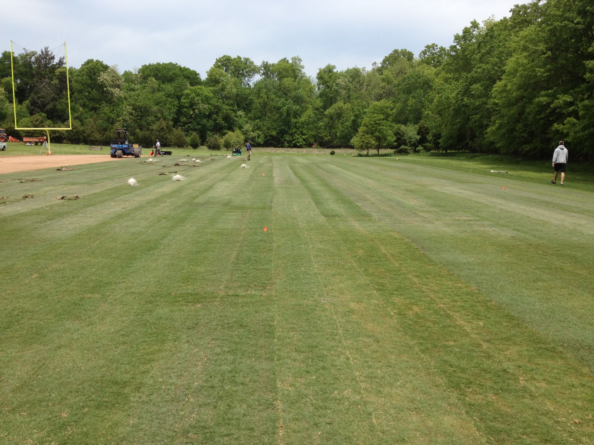 Latitude 36 at Redskins Park, Ashburn, VA
